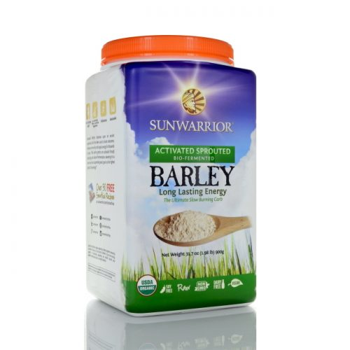 Sunwarrior Activated (Pre-Sprouted) Barley, 31.7 oz