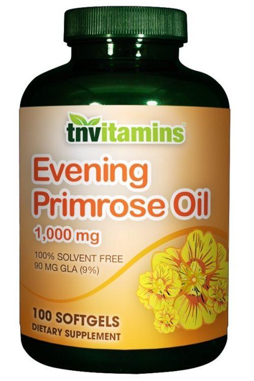 Super Evening Primrose Oil 1000 Mg