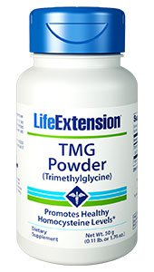 TMG Powder, Net Wt. 50 g (0.11 lb. or 1.76 oz.)