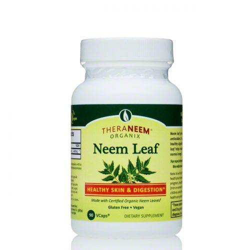TheraNeem Naturals Neem Leaf Capsules, 90 ct