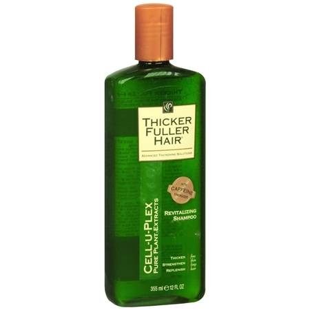 Thicker Fuller Hair Revitalizing Shampoo - 12 fl oz