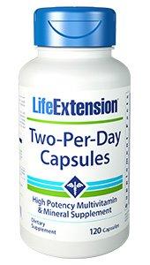 Two-Per-Day Capsules, 120 capsules