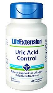 Uric Acid Control, 60 vegetarian capsules