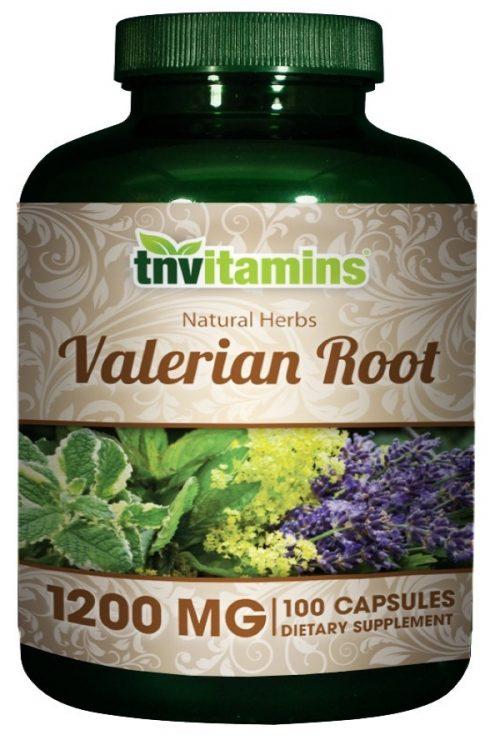 Valerian Root 1200 Mg