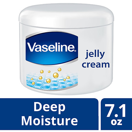 Vaseline Jelly Cream Deep Moisture - 7.1 oz.