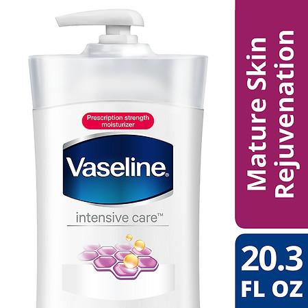 Vaseline Lotion Mature Skin Rejuvenation - 20.3 oz.