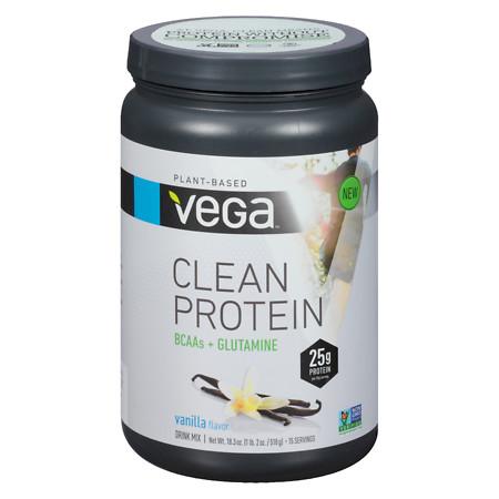 Vega Clean Protein Vanilla - 18 oz.