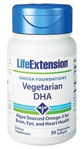 Vegetarian DHA, 30 vegetarian softgels