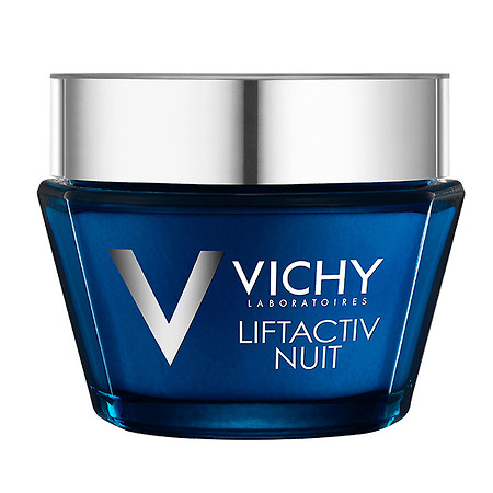Vichy LiftActiv Night Supreme Anti-Wrinkle and Anti-Aging Night Cream - 1.7 fl oz