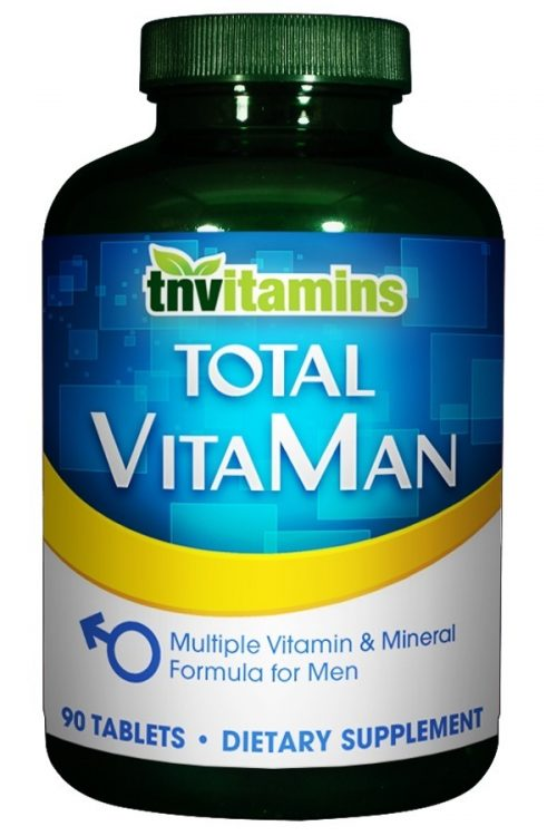 VitaMan Men's Multi Vitamin