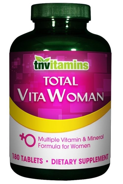 VitaWoman Women's Multi Vitamin