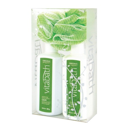 Vitabath Everyday Set Original Spring Green - 1 ea