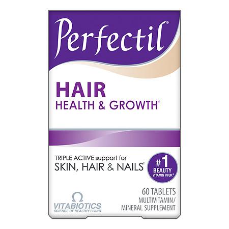 Vitabiotics Hair MultivitaminMineral Supplement - 60 ea