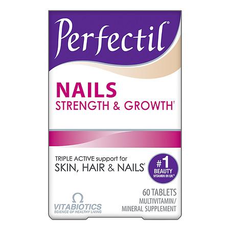 Vitabiotics Nails MultivitaminMineral Supplement - 60 ea