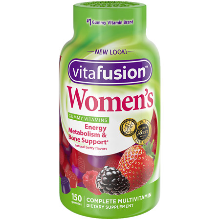 Vitafusion Women's Daily Multivitamin, Gummy - 150 ea