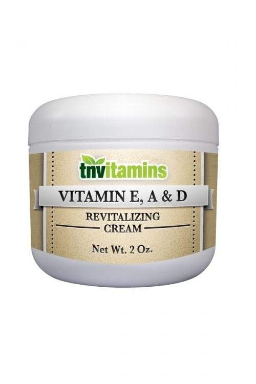 Vitamins E, A and D Cream