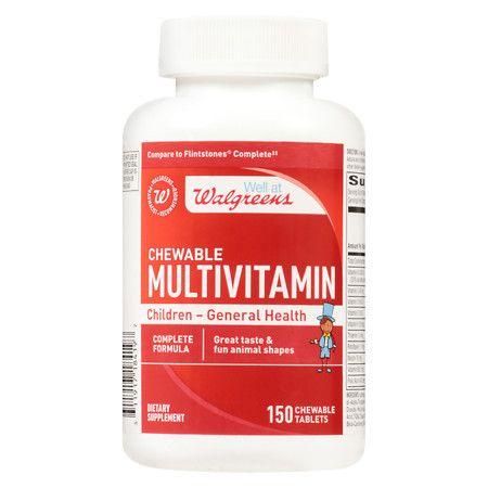 Walgreens Children's Multi-Vitamins - 150 ea