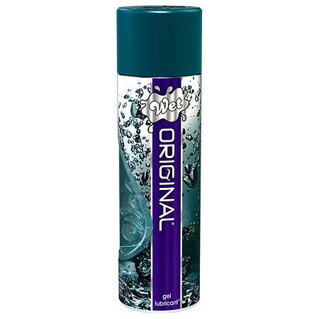 Wet Original Gel Lubricant - 10.1 fl oz