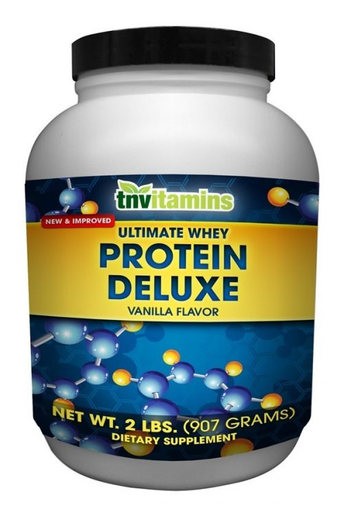 Whey Protein Deluxe Powder