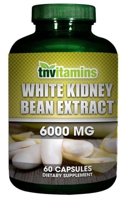 White Kidney Bean Carb Formula 6000 Mg