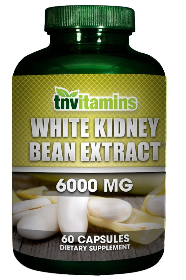 White Kidney Bean Carb Formula 6000 Mg