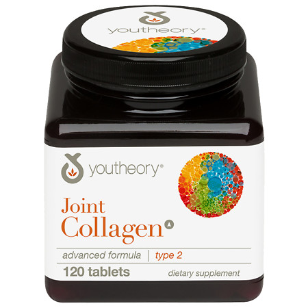 Youtheory Joint Collagen Type 2 Advanced Formula, Tablets - 120 ea