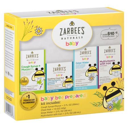 ZarBee's Naturals Baby Bee Prepared Kit - 1 ea