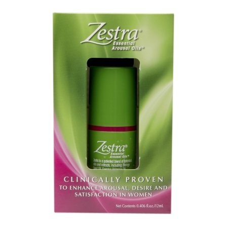 Zestra Essential Arousal Oils Multi-Dose Bottle - 0.4 fl oz