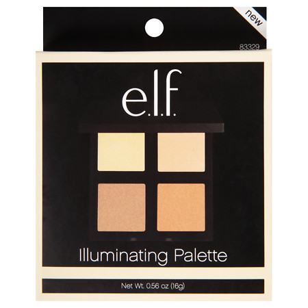 e.l.f. Illuminating Palette - 0.56 oz.