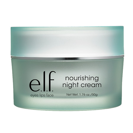 e.l.f. Nourishing Night Cream - 1.76 oz.