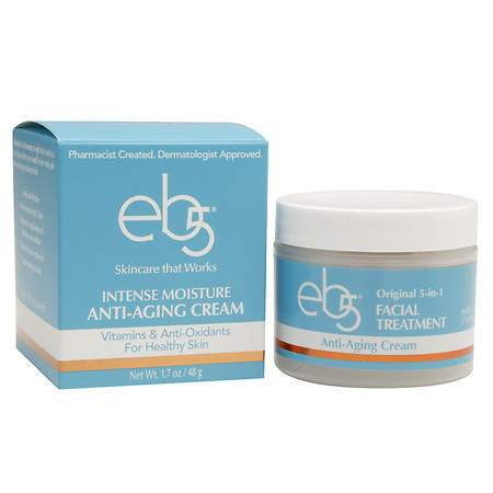 eb5 Facial Treatment Intense Moisture Anti-Aging Cream - 1.7 oz.