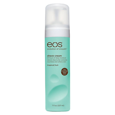 eos Shave Cream Tropical Fruit - 7 oz.