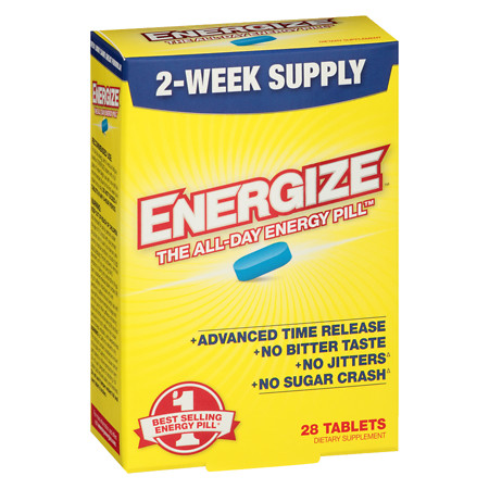iSatori Energize, The All-Day Energy Pill - 28 ea