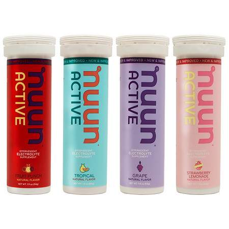 nuun Hydrating Electrolyte Tablet Juicebox Mix - 2 oz.