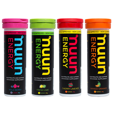 nuun Hydrating Electrolyte Tablet Variety Pack - 1.9 oz.