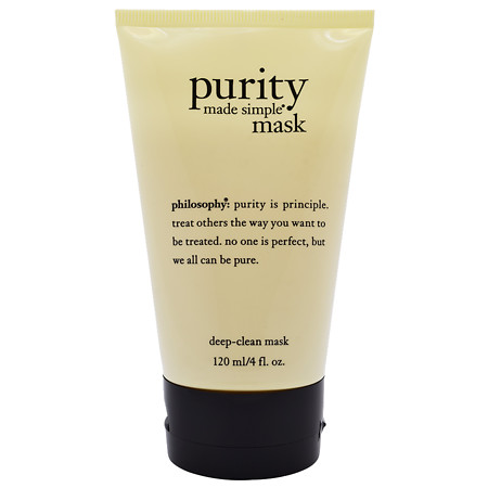 philosophy Purity Made Simple Deep Clean Mask - 4 fl oz