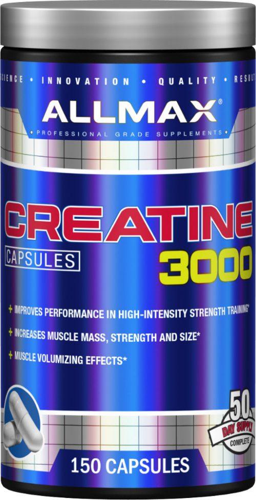 AllMax Nutrition Creatine 3000 - 150 Capsules