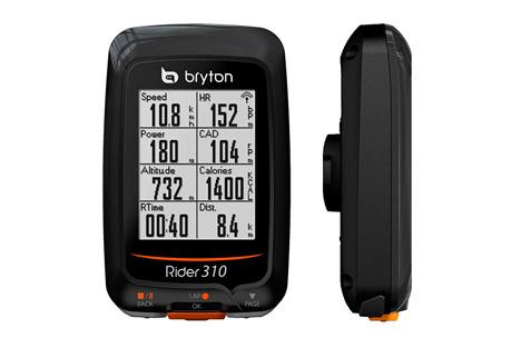 Bryton 310E GPS Cyclometer