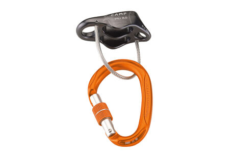 CAMP USA Cassin Piu 2.0 Belay Kit