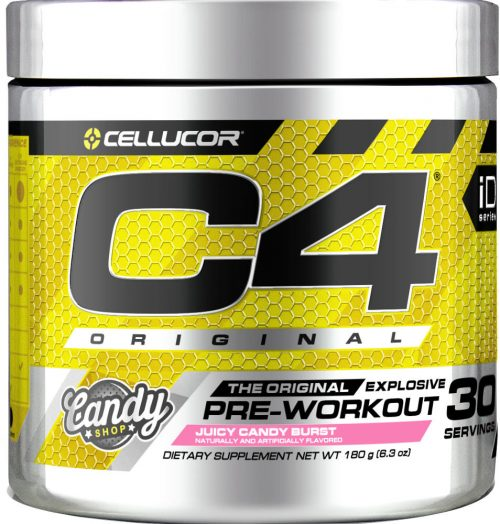 Cellucor C4 - 30 Servings Juicy Candy Burst