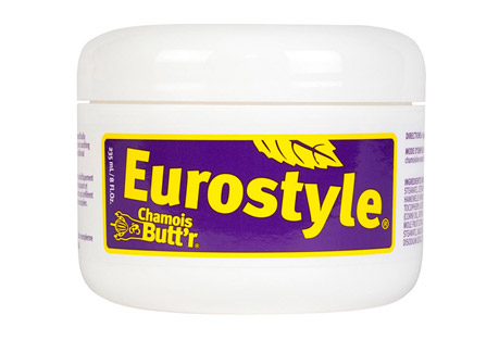 Chamois Butt'r Euro Style Cream 8oz Jar