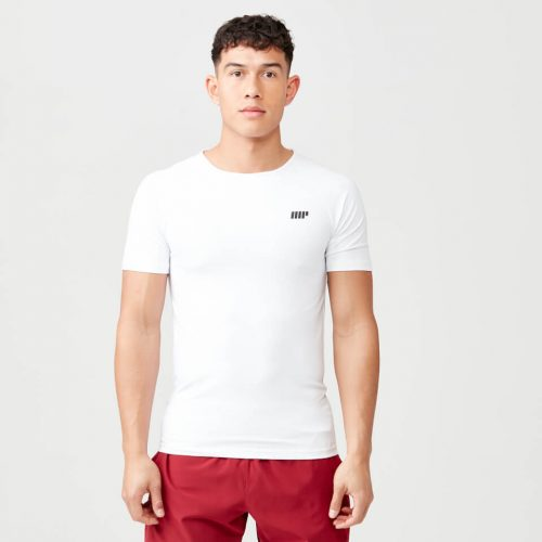 Dry Tech T-Shirt - White - XS