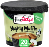 FlapJacked Mighty Muffin - 1 Muffin Double Chocolate