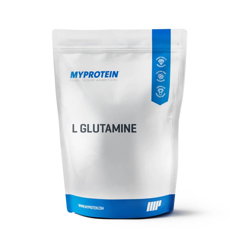 L Glutamine - Unflavoured, 1.1lbs