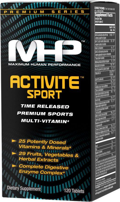 MHP Activite Sport - 120 Tablets