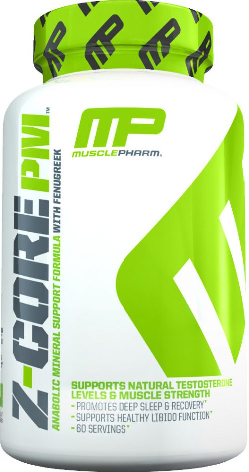 MusclePharm Essentials Z-PM - 60 Capsules (Legacy Label)