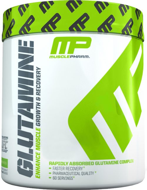 MusclePharm Glutamine - 300g Unflavored