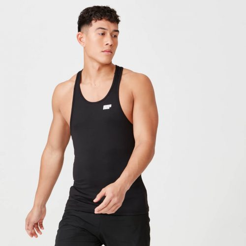 Myprotein Dry-Tech Stringer Vest - Black, XS