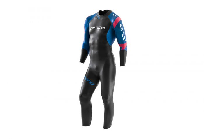 Orca 1.5 Alpha Fullsleeve Wetsuit - Men's - black, 8