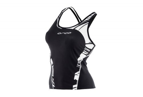 Orca 226 Singlet - Women's - black/white, medium